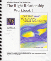 Right Relationship Workbook 1