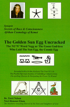The Golden Sun Egg Uncracked Dr. Terri Nelson